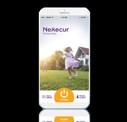 Application mobile pour votre alarme